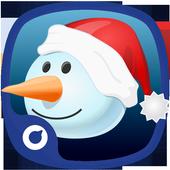 Merry Christmas Theme icon