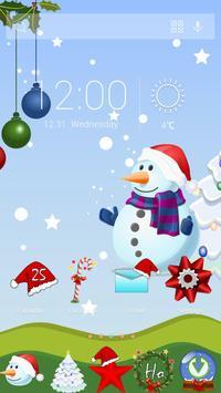 Merry Christmas Theme screenshot 1