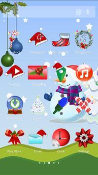 Merry Christmas Theme screenshot 3