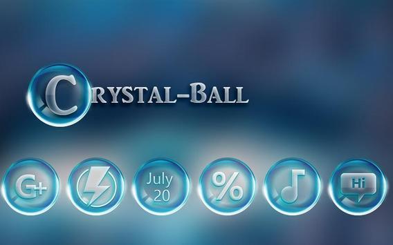 Crystal Ball - Solo Theme apk screenshot