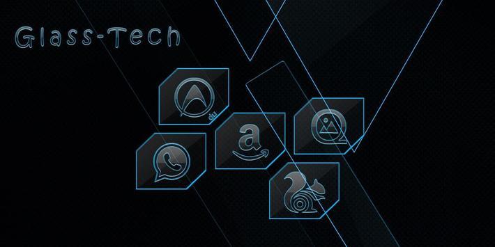 Glass Tech - Solo Theme poster
