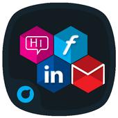 Hexa HD - Solo Theme icon