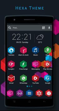 Hexa HD - Solo Theme apk screenshot