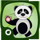Pretty Panda - Solo Theme icon