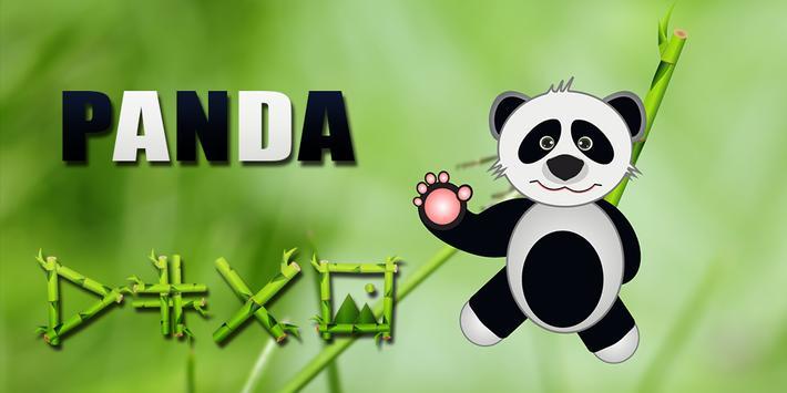 Pretty Panda - Solo Theme poster