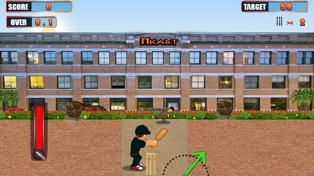 Gully Cricket Pro poster