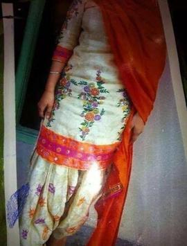 Patiala Shahi Suit Designs apk screenshot