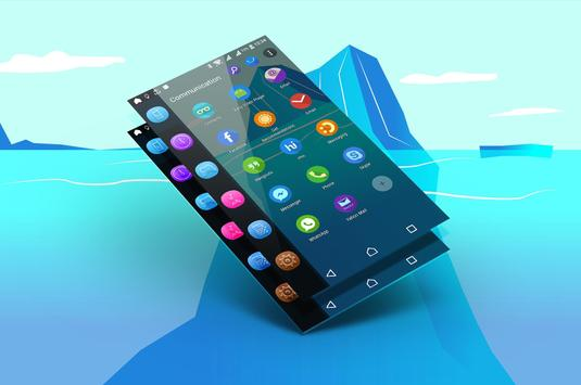 Roux Icon Pack apk screenshot