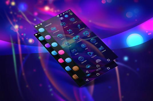 Wallpaper HD - Neon Prime apk screenshot