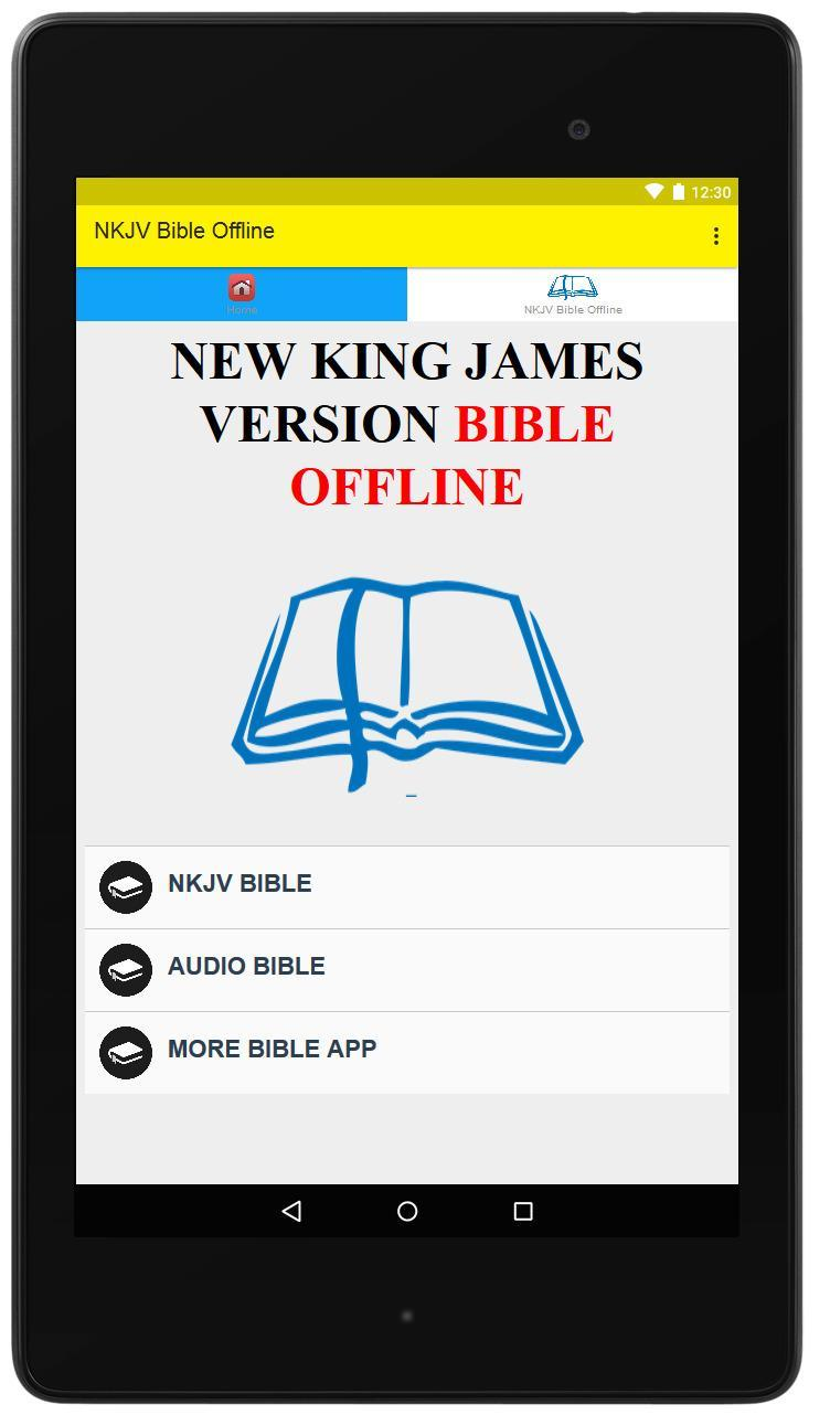 android nkjv bible