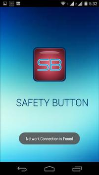 Safety Button poster