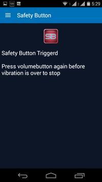Safety Button screenshot 2