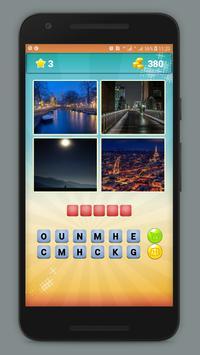 4 Imágenes 1 Palabra : Los 7 continentes screenshot 4