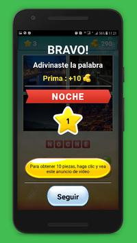 4 Imágenes 1 Palabra : Los 7 continentes screenshot 5