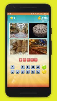 4 Imágenes 1 Palabra : Los 7 continentes screenshot 6