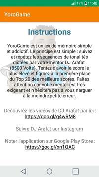 YoroGame screenshot 1