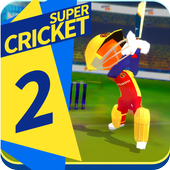 SUPER CRICKET 2 icon