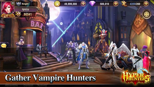 Hyper Hunters poster