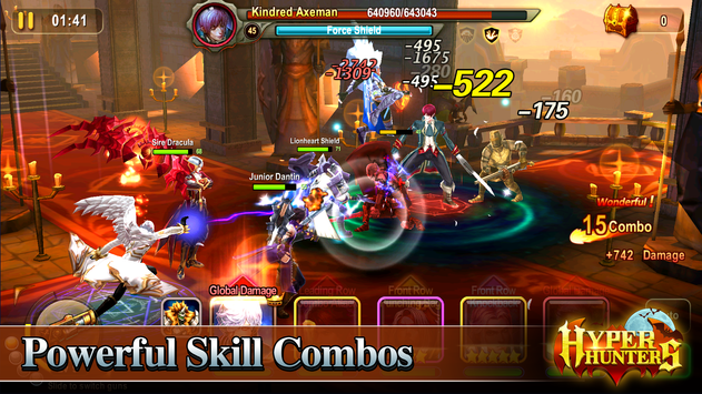 Hyper Hunters screenshot 8