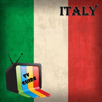 Italy TV GUIDE poster