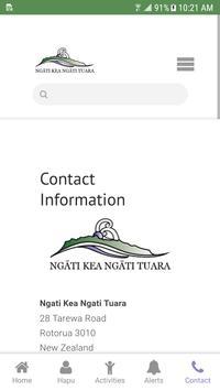 Ngati Kea Ngati Tuara screenshot 5