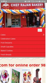CHEF RAJAN BAKERY screenshot 1