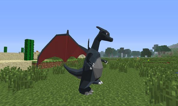 Mod Pixelmon apk screenshot