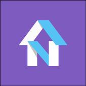 N Launcher -Nougat 7.0 launche icon
