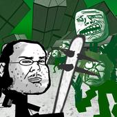 Zombie Meme Battle Simulator icon
