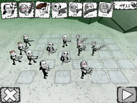 Zombie Meme Battle Simulator screenshot 5