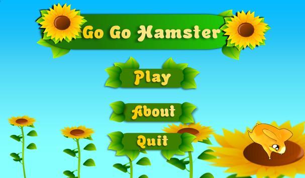 Go Go Hamster poster