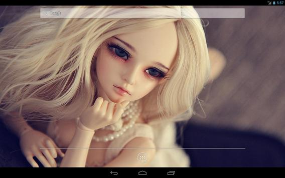 Dolls Live Wallpaper screenshot 3