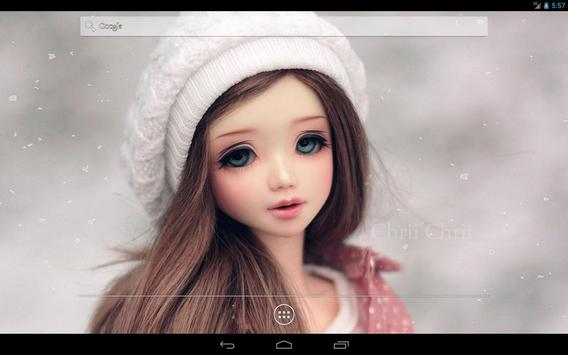 Dolls Live Wallpaper screenshot 2