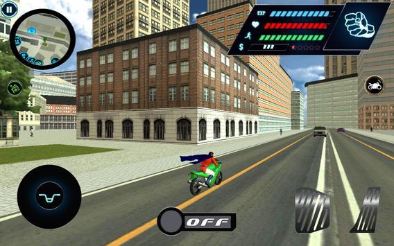 Superhero apk screenshot
