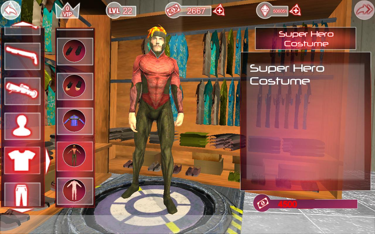 Superheroes City for Android - APK Download