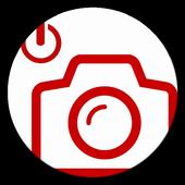 Power Button Camera icon