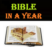 Read Bible in a Year- NLT icon