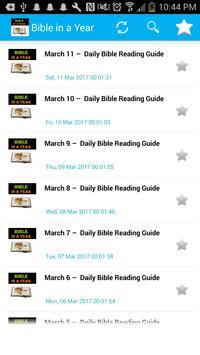 Read Bible in a Year- NLT screenshot 4