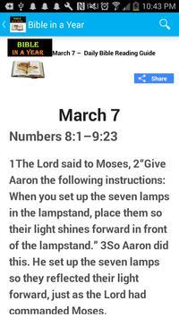 Read Bible in a Year- NLT screenshot 7