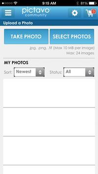 Pictavo Community apk screenshot