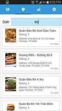 Vietnamese Food apk screenshot