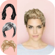 Hair Style Color Changer Women