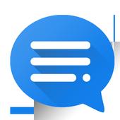 New Messenger icon