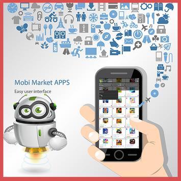 Mobo Market App poster