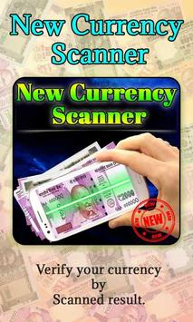 New Currency Scanner Prank poster