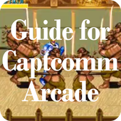 Guide for CaptComm Arcade icon