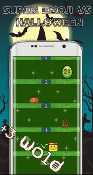 Super Emoji Vs Halloween apk screenshot