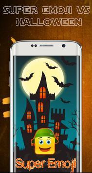 Super Emoji Vs Halloween poster