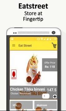 EatStreetExpress screenshot 1