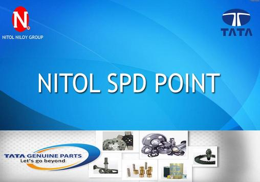Nitol SPD Point poster